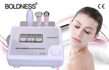 China Portable Facial Spa Multifunction Beauty Equipment , Ultrasound Fat Reduction Machine supplier