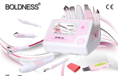 China 5 In 1 Multifunctional Beauty Equipment / Diamond Dermabrasion Machine 110V 60HZ supplier
