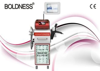 China No Pain Professional Galvanic Hair Regrowth Treatment Machine Touch Screen supplier