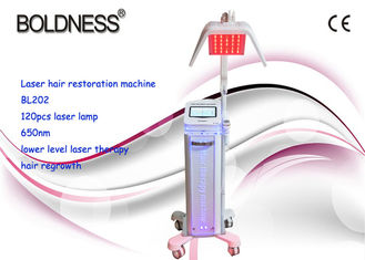 China hair loss treatment Laser Hair Growth Machines Rejuvenation Fast Restoring Bald Head Natural supplier