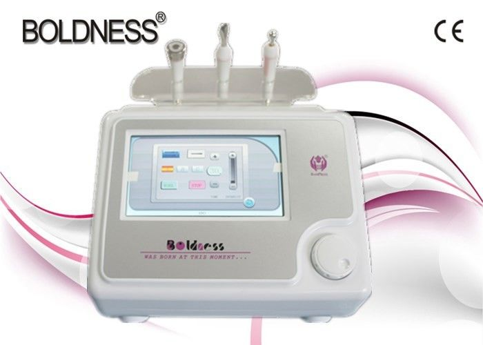 Portable Micro Current And RF Skin Tightening Machine For ...