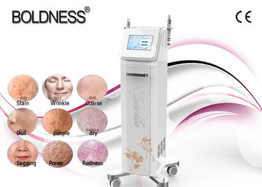 China High Pressure Water Aqua Peel Machine , Injection Oxygen Hyaluronic Acid Water Spray distributor