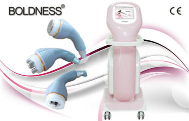China Face Lifting Cavitation Vacuum RF Slimming Machine / Body Shaping And Firming Machine distributor
