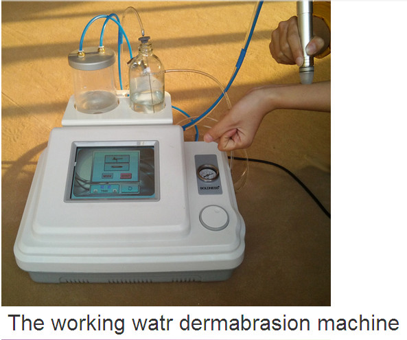 microdermabrasion peel machine