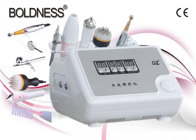 Ultrasonic Accelerate Hair Loss Treatment Machine Improve Blood Circulation