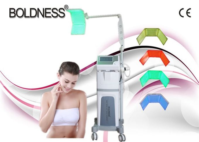 7Inch Touch Screen Led  Light Therapy Machine For Skin Rejuvenation ,Photon Therapy Skin Care